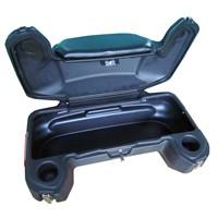 Durable Black Rotomolded ATV Rear Box