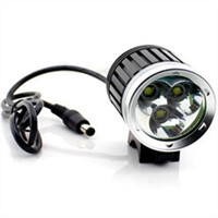 GW-BL03 3xT6 3000 LM Headlamp and Bicycle LED Light