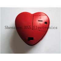 Heart-shaped Recording&playback sound module