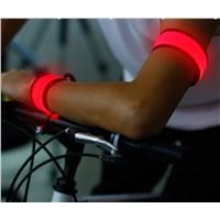 LED Flashing bracelet for arm and leg
