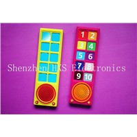 Manufacture 10-button sound box/sound book with sound module