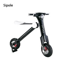 Sipole F1  Foldable Electric scooter 48V 350W, Portable Scooter Motorbike , Motorbicycle for Adult