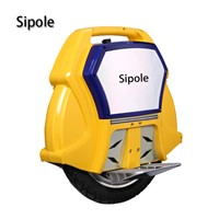 Sipole S8  foldable unicycle electric scooter, Self Balancing Electric monocycle with CE