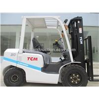 Diesel Forklift 3T with Japan ISUZU TCM Forklift