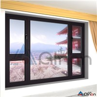 Powder Coating Aluminium Casement Window