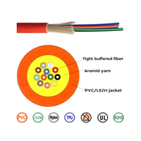 Indoor Distribution Fiber Optic Cable