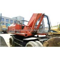 Used Japan Hitachi Ex160wd Excavator,Cheap Japan machine