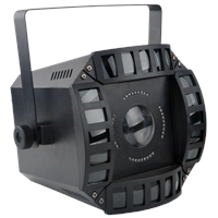 CUBI Hybrid - Deby Effects Moon Flowers Strobe Combined effects Light/ Disco/Stage/Nightclub  Light