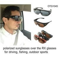 OTG1045 flip up overfit polarized sunglasses fit over the glasses gafas de sol oculos fishing