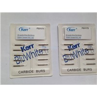 Original KERR Carbide Burs