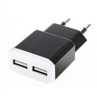 5V 2.1A dual usb charger EU plug good quality usb charger