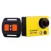 50m Underwater Action Camera 2.0-inch Display FHD 1080P@60FPS Recording