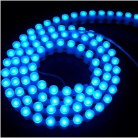 24cm,48cm,72cm,96cm,120cm,288cm,480cm Blue,Pink,Purple,RGB LED Flexible Great Wall Light Strip