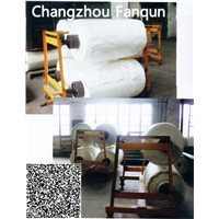 Changzhou Fanqun EBH Model Series Glass Fiber Cloth Hot Air Fumace