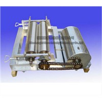 Ceramic Glaze Glass Frit Roller Crusher Machine