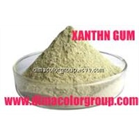 Xanthan Gum 40/80 Mesh