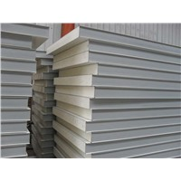 Good price high quality cold room hotel house steel material polyurethane PUR PIR sandwich panel