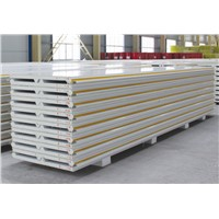 New Building Materials EPS Sandwich Panels with ISO