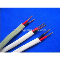 Pure copper Flat electrical cable