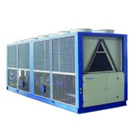 Air cooled double screw chiller (196kw~916kw)