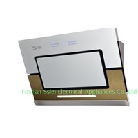 Auto Open Technology Touch Screen Range Hood(SL-CXJ-06)