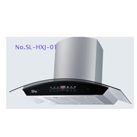 European Style Tempered Glass Panel Range Hood(SL-HXJ-01)