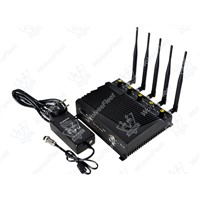 Mobile Phone With WIFI/GPS Jammer WF-J5
