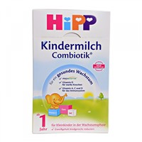 HIPP BIO & ORGANIC INFANT BABY MILK POWDER