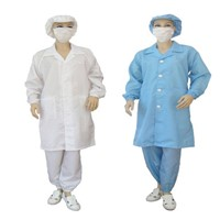 ESD Smock ESD Clothes ESD Garment Antistatic Smock Anti Static Smock