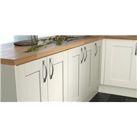 PVC film kitchen cabinet door