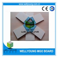 fireproof mgo board with CE certificate