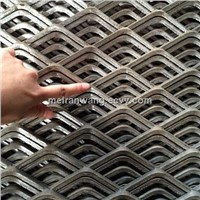 raised standard expanded metal/mild steel standard expanded sheet metal