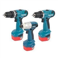Makita 6281DP3-TP 14.4V Drill Driver & Combi Drill & Impact Driver Kit Power Tool