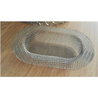 Wire Mesh Water Filter Screen Stainless Steel Air Metal 304 Filter Elements Wire Mesh Filtration