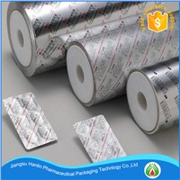 20micron and roll type aluminum foil for pills packaging