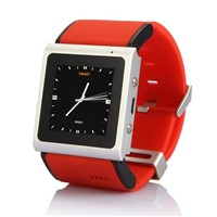 2015 Newest Hot Selling Best Quality 1.3GHz Smart Watch with SIM Card for Android 4.0 for 3G
