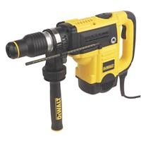 DeWalt D25501-LX 5kg SDS Max Combi Hammer 110V Power Drill