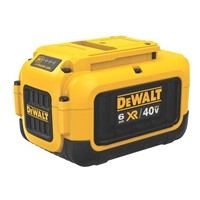 DeWalt DCB406 40V MAX Premium XR 6.0Ah Lithium Ion Battery Pack