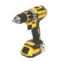 DeWalt DCD732D2-GB 14.4V XR 2.0Ah Li-Ion Cordless Drill Driver Brushless Power Tool