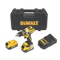 DeWalt DCD790P2 18V 5.0Ah Li-Ion XR Brushless Cordless Drill Driver Power Tool