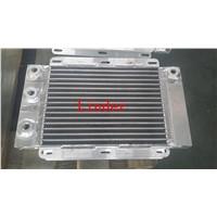 heat exchanger, oil-air, 3kw