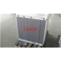 oil cooler, heat exchanger