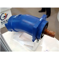 China supplier of hydraulic piston pump A7V