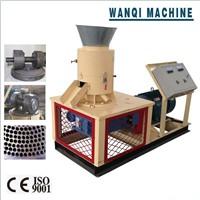 SKJ flat die wood pellet mill/sawdust pellet machine/alfalfa pellet mill with high performance