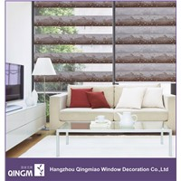 Home Decorative Textile Day And Night Roller Curtains