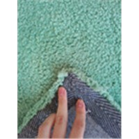 Luxury Hotel Soft Nonslip Carpet 2cm Ultra Soft Plain Shaggy Floor Carpet