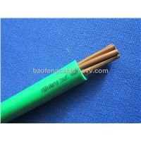 PVC Insulated Electric Wire 16mm2