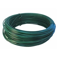 PVC Tie Wire for Baling, Crafts Making and Mesh Weaving