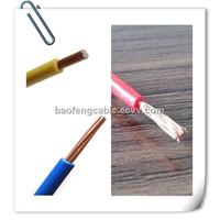 Indoor heating electrical wire