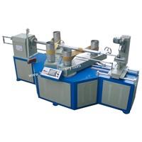 Automatic Spiral Paper Tube Cutting Machine
